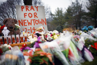 Pray newtown