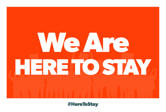 Heretostay poster 5