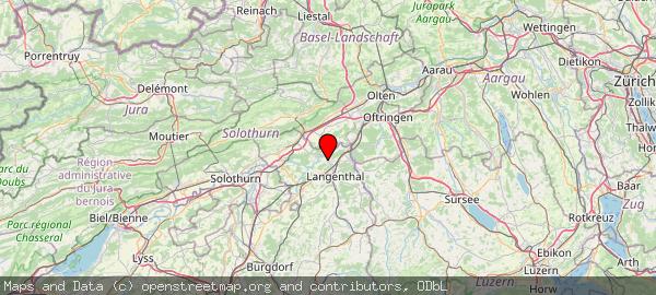 4912 Aarwangen, Schweiz