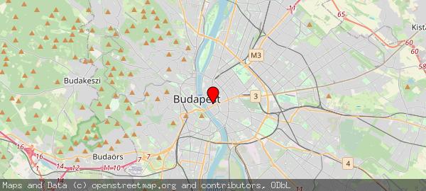 Budapest, Városház u. 7, 1052 Magyarország
