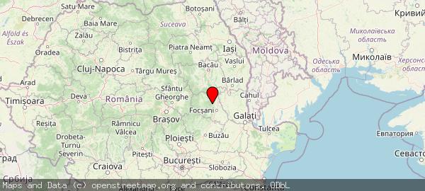 Vrancea County, Romania