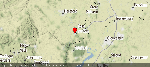 Ross-on-Wye HR9, UK