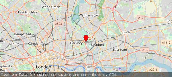Felstead St, Hackney Wick, London E9 5LT, UK