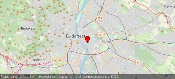 Budapest, Üllői út 32, 1085 Hungary