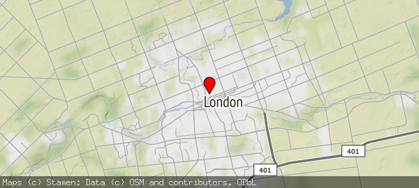 London City Hall, 300 Dufferin Ave, London, ON N6B 1Z2, Canada