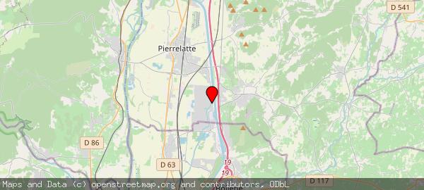 Route du Site de Tricastin, 26130 Saint-Paul-Trois-Châteaux, France