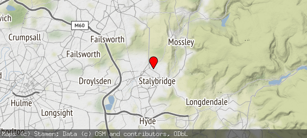 Fountain St, Ashton-under-Lyne OL6 9RW, UK