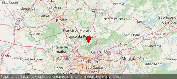 Serra da Cantareira, Mairiporã - SP, 07600-000, Brasil