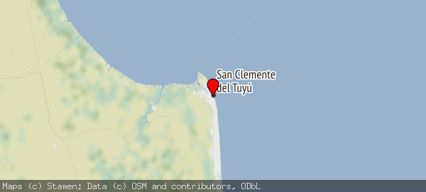 San Clemente del Tuyu, Buenos Aires