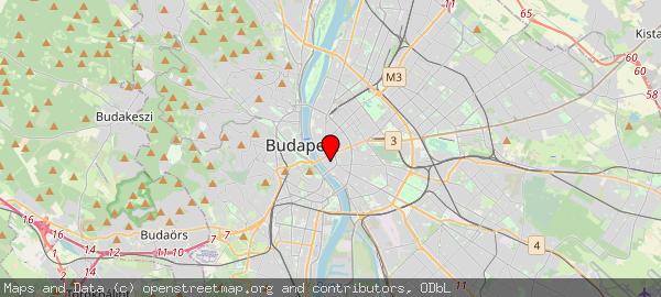 Budapest, Egyetem tér 1, 1053 Magyarország