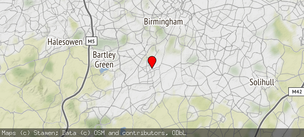 bournville place, Bournville Ln, Bournville, Birmingham B30 2LU, UK