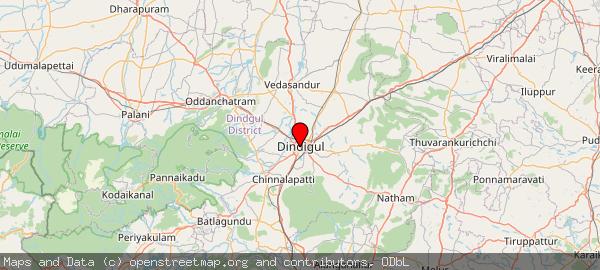 Dindigul, Tamil Nadu 624001, India
