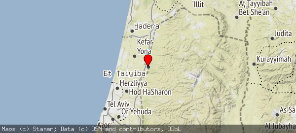Tayibe, Israel