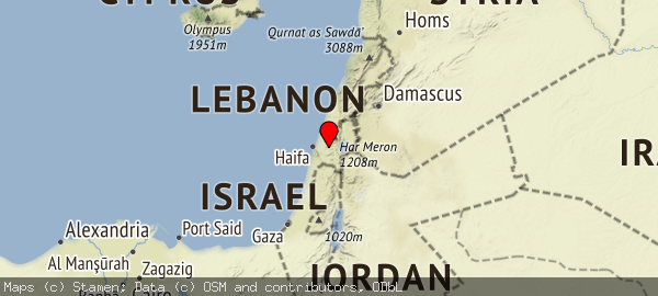 Al-Batuf Regional Council, Israel