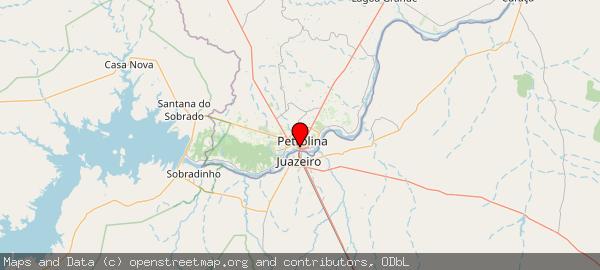 Petrolina, PE, Brasil