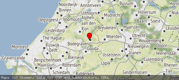 2411 Bodegraven, Netherlands