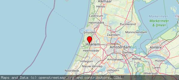 2051 Overveen, Netherlands
