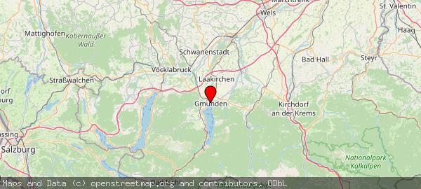 4810 Gmunden, Austria