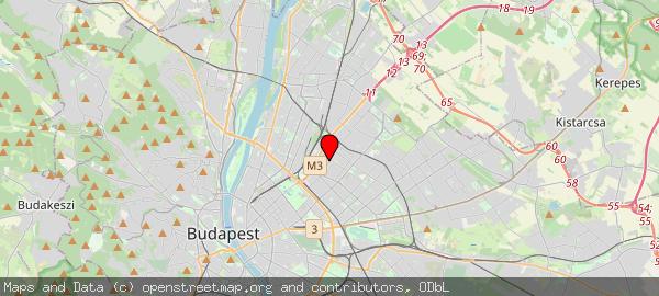 Budapest, Erzsébet királyné útja 77, 1142 Magyarország