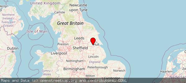 North Lincolnshire, UK