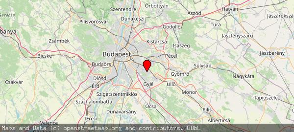 Budapest, XVIII. kerület, Magyarország