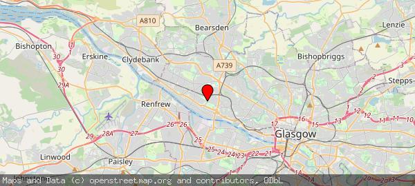 Westland Dr, Glasgow G14, UK