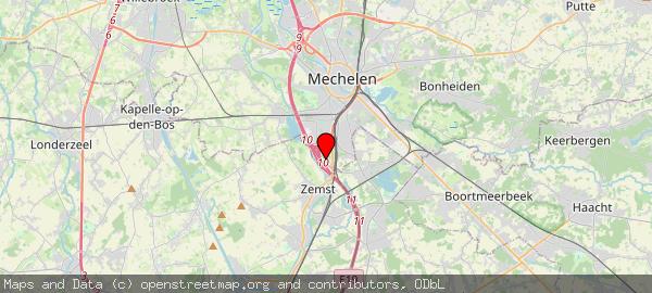 Zennebeemden, 2800 Mechelen, Belgium