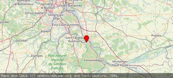 77190 Dammarie-les-Lys, France