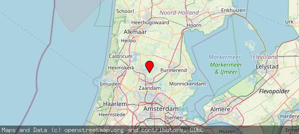 1531 Wormer, Nederland