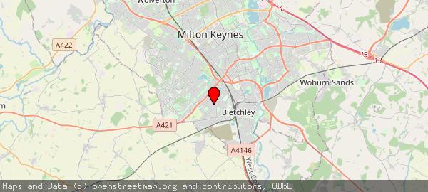 Shenley Rd, Bletchley, Milton Keynes, UK