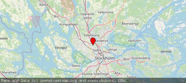 Ursvik, Sundbyberg, Sverige