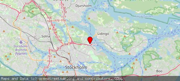 Jägmästargatan 2, 115 42 Stockholm, Sverige