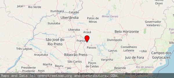 Cássia - MG, 37980-000, Brasil