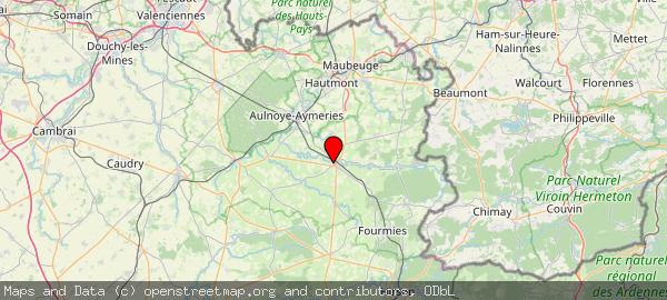 59440 Avesnes-sur-Helpe, France