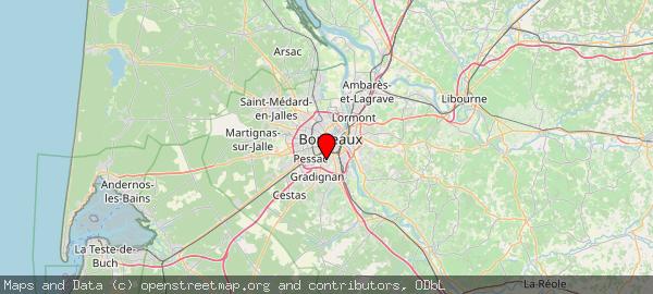 33400 Talence, France