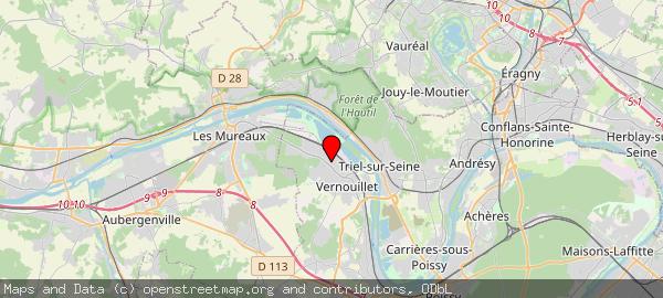 106 Grande Rue, 78480 Verneuil-sur-Seine, France