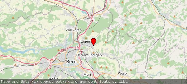 Hühnerbühlstrasse, 3065 Bolligen, Suisse