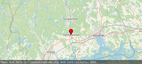 Hallstahammar, Sverige