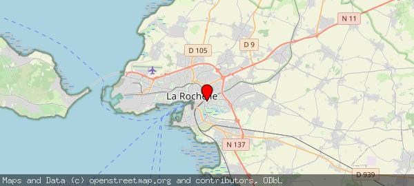 1 Rue Henri Barbusse, 17000 La Rochelle, France