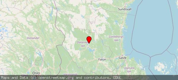 Dalarnas län, Sverige