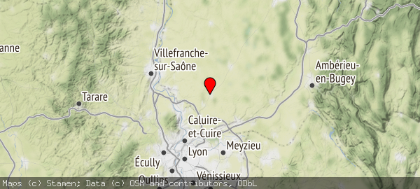 01390 Saint-André-de-Corcy, France