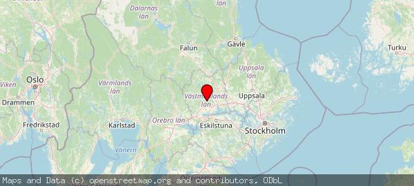 Västmanlands län, Sverige