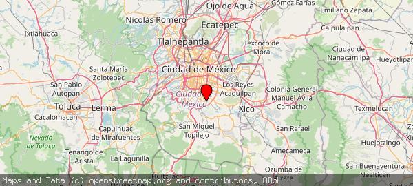 Coapa, Culhuacan CTM IX B, 04909 Ciudad de México, CDMX, México