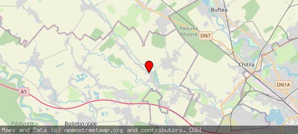 DJ601A, Joița, Romania