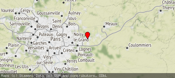 77400 Lagny-sur-Marne, France