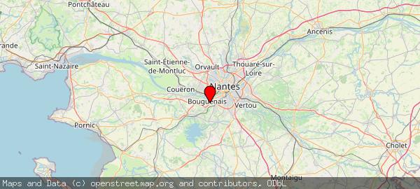 44340 Bouguenais, France