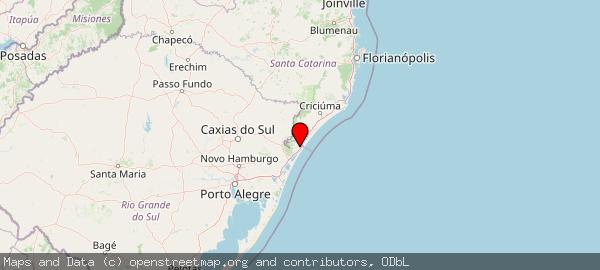 Torres - RS, 95560-000, Brasil
