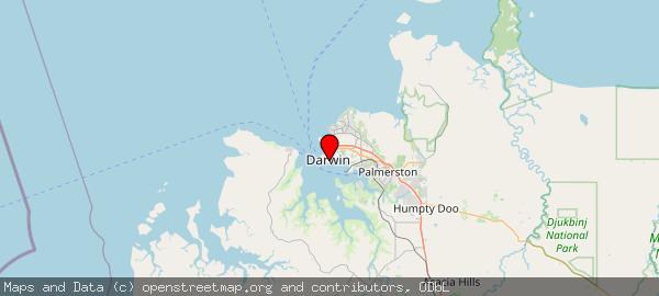 Darwin NT, Australia