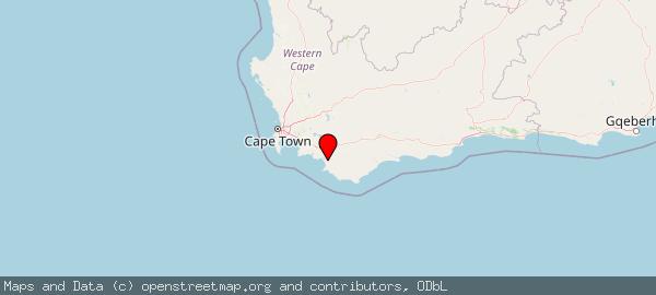 Overstrand Local Municipality, South Africa
