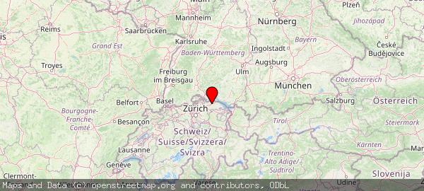Kanton Thurgau, Schweiz